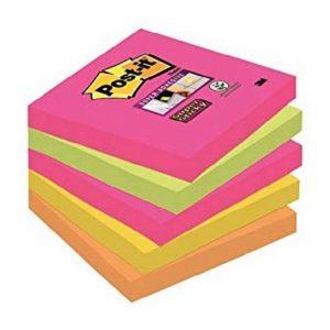Post It Cubo 76X76 Pop Up C/200 Folhas