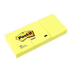 Post It Muito Pequeno 51X38 (1X12)