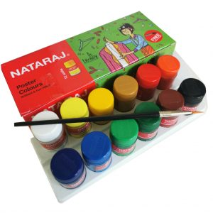 Poster Colour Natraj 1×12