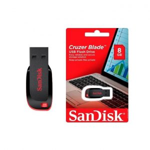 Flash Sandisk 8GB