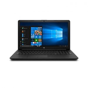 HP 15da i3 4GB 1TB Windows 10Pro 15.6″
