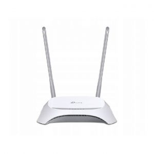 TP-LINK WIRELESS ROUTER 3G N300, 2 ANTENNA